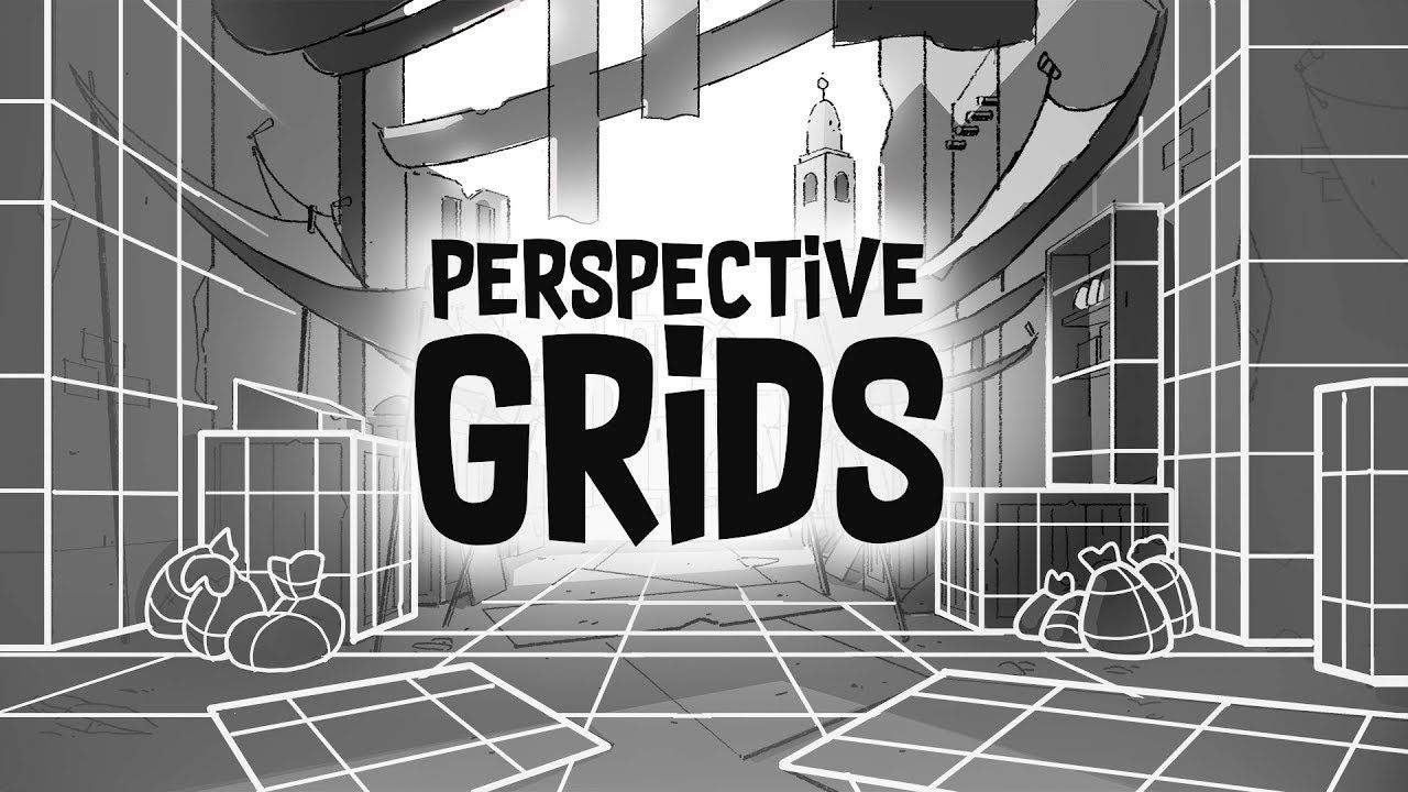 Perspective Drawing In Photoshop Grids And Tips Perspective Drawing Perspective Photoshop