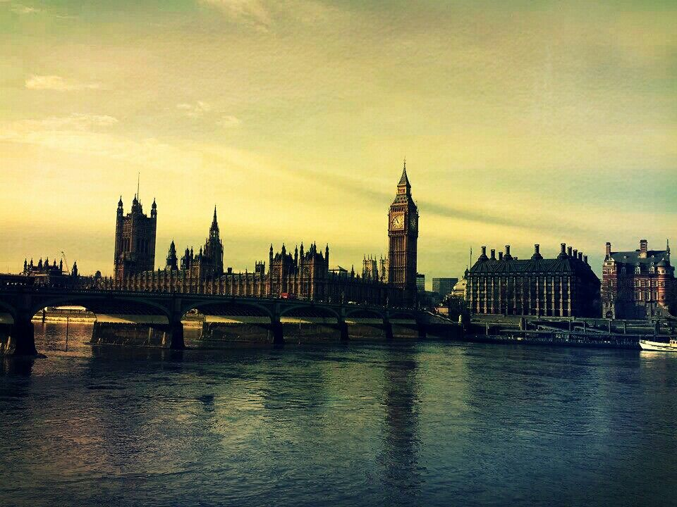 Big Ben, Londres-1858