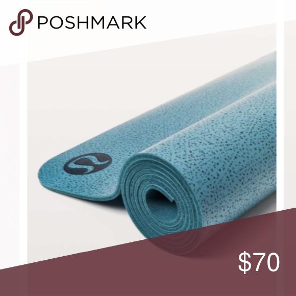 New Lululemon The Reversible Yoga Mat 5mm Lululemon Things To Sell Yoga Mat