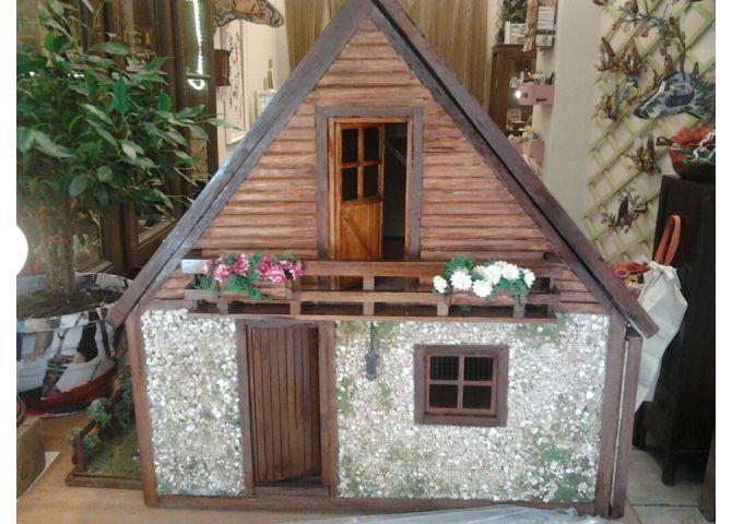 casa de muñecas rustica 1:12  http://www.memoriesminiaturesandcompany.com/inicio.php?page=tiendaonline
