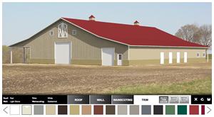 Metal Building Color Visualizer Google Search Metal Buildings