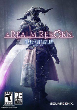 Photo of Final Fantasy XIV: A Realm Reborn (Collector's Edition) – PlayStation 4