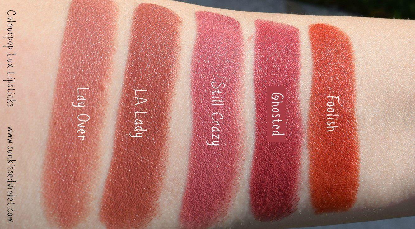 Crème Lux Lipstick by Colourpop #20