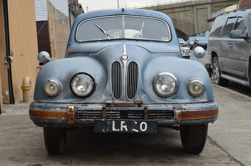 1949 Bristol 401 Coupe Luxury car dealership, Luxury