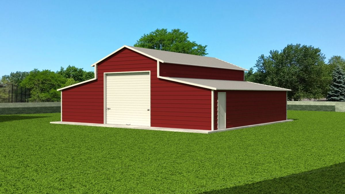 We offer amazing prices on top quality Metal Buildings and Garages! Order yours today! #expresscarport #home #garage #metalbuilding