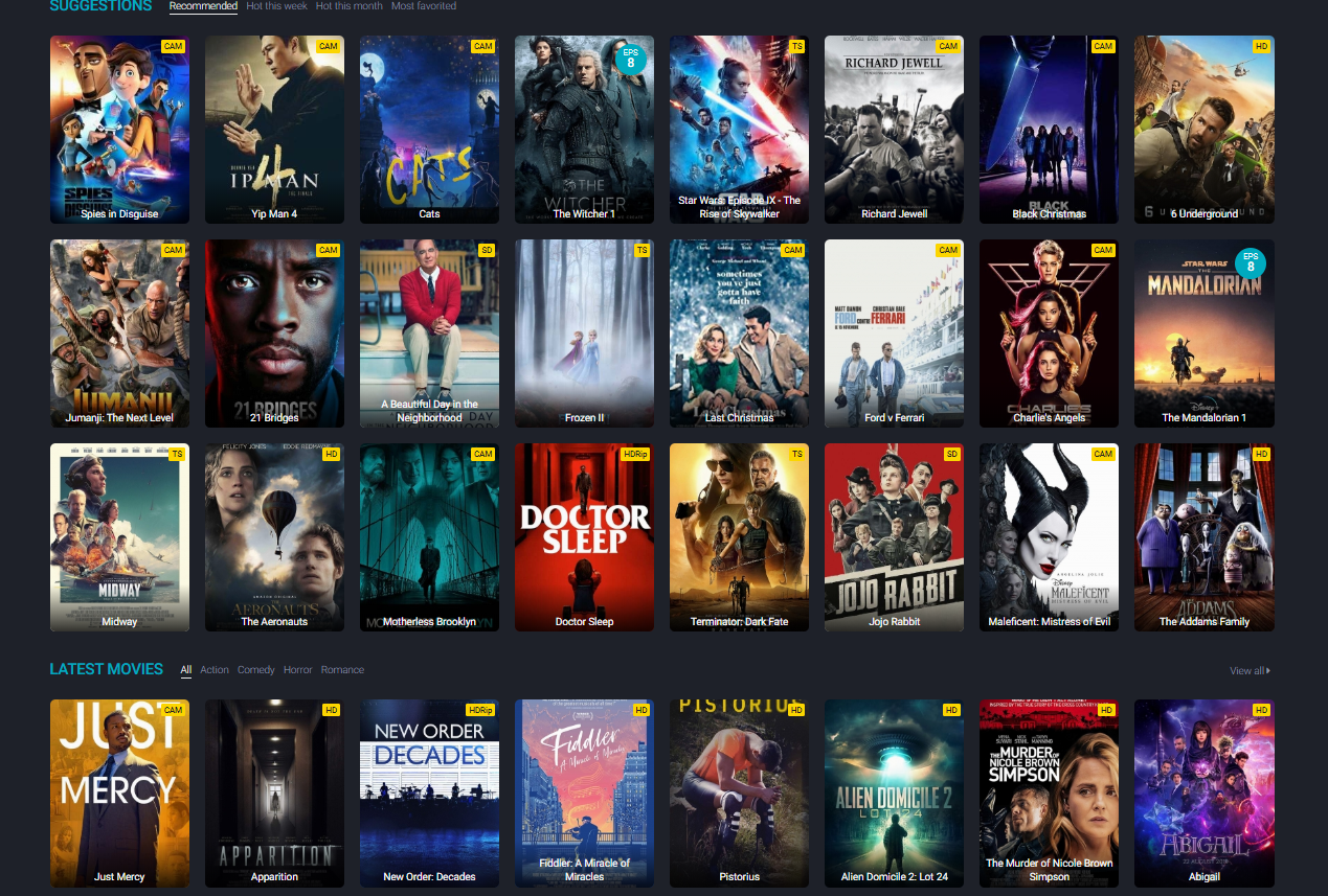 FMovies Free Movies in 2020 Movies to watch, Streaming
