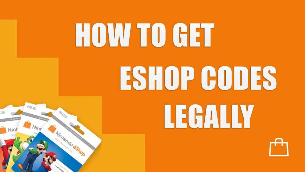 Get free unused nintendo codes legally nintendo