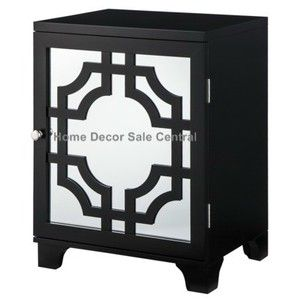 Black Mirrored Nightstand New Black Lattice Mirrored Nightstand End Side Accent Square Silver Mirrored Nightstand Accent Furniture Living Room Accent Table