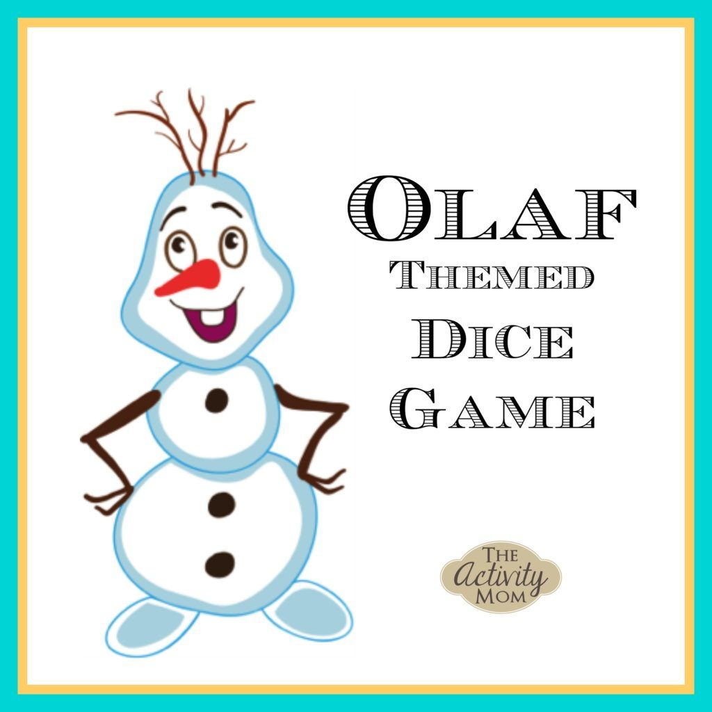 Olaf Dice Game