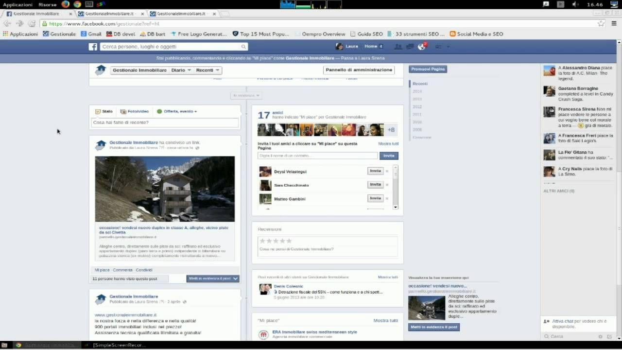 Facebook uno dei social network pi conosciuto e for Recensioni di software planimetrie