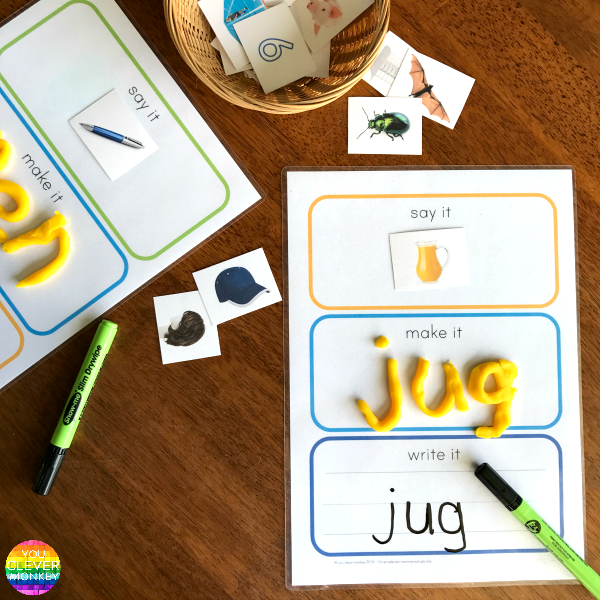 learning how to spell for kids