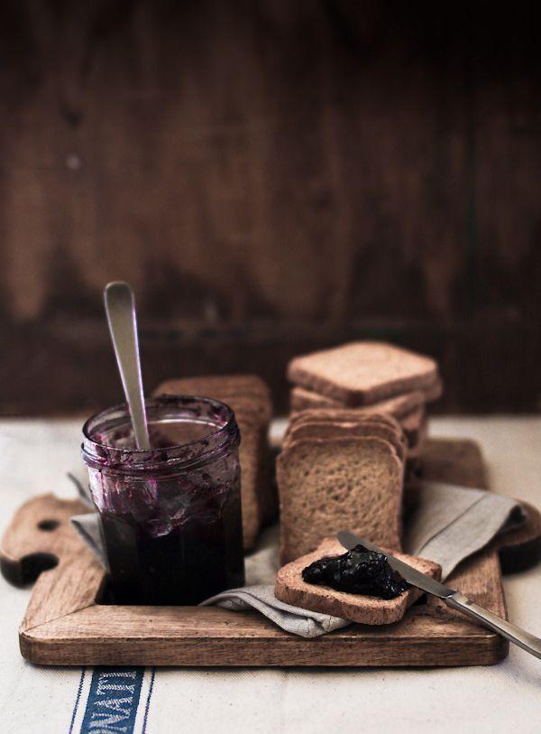confettura uva fragola (marmellata) - http://www.cookandthecity.it/