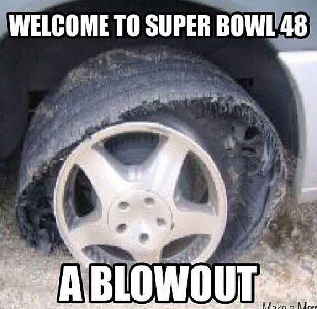 Super Bowl humor