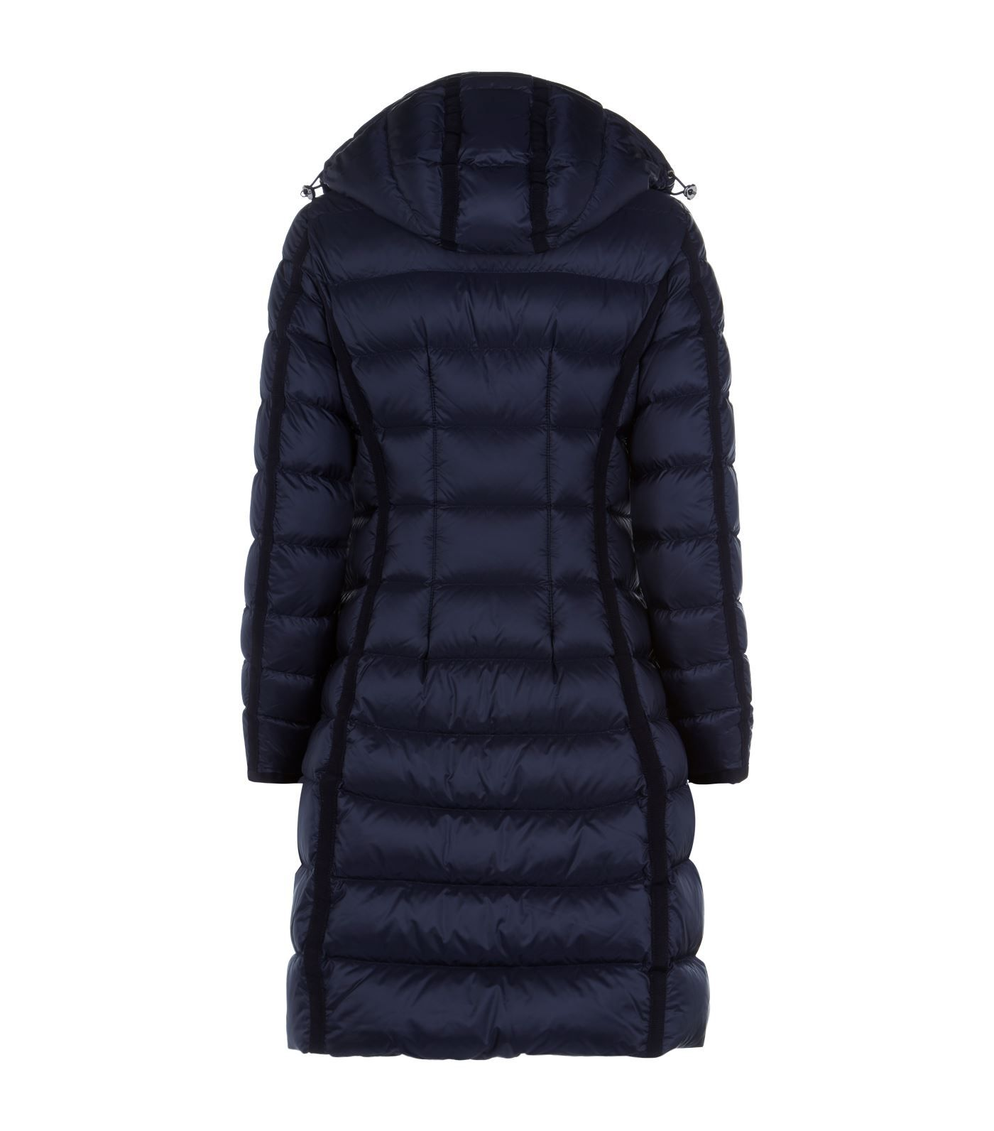 Details about MONCLER HERMINE HERMINE down Coat one point black