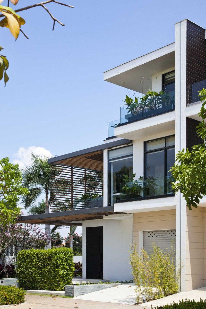 indochina villa saigon by mia design studio d cor pinterest moderne h user und h uschen. Black Bedroom Furniture Sets. Home Design Ideas