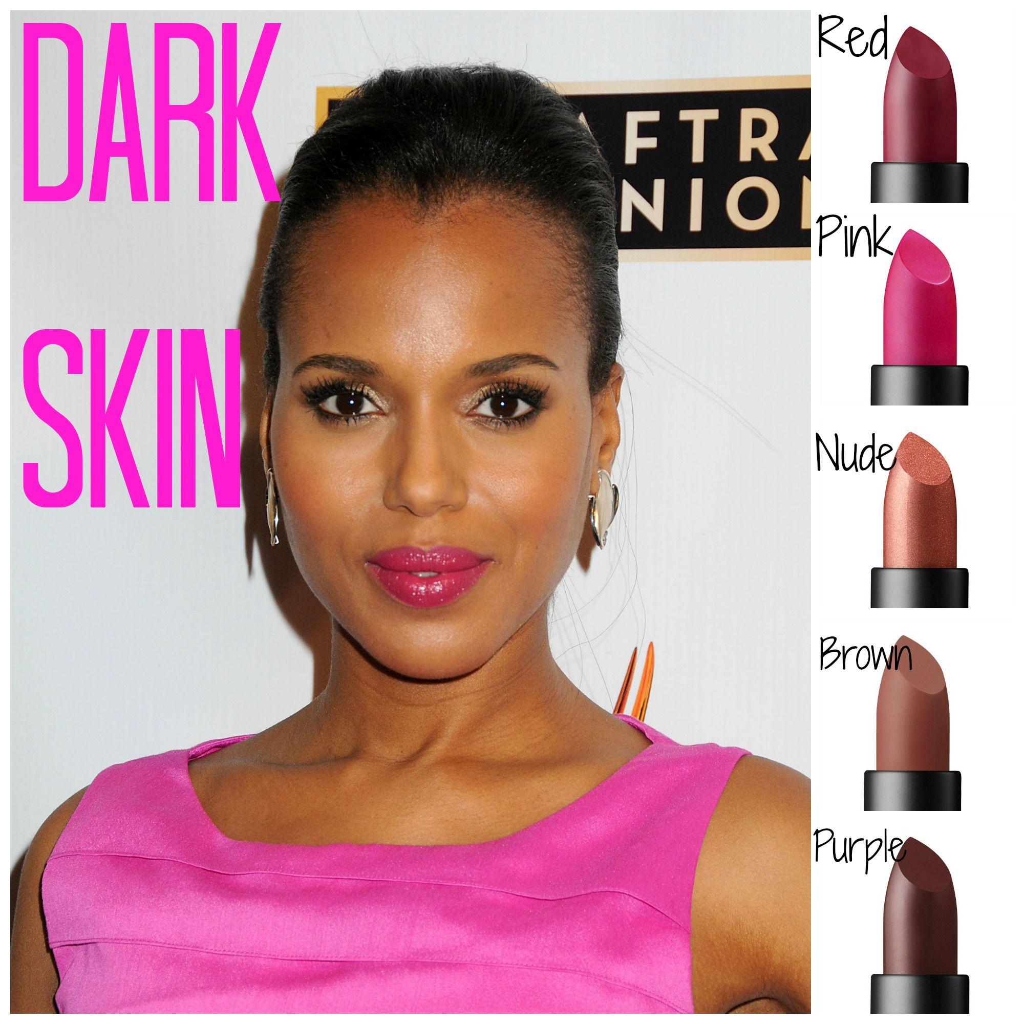 The Best Lipstick Shades For Your Skin Tone Lip colors