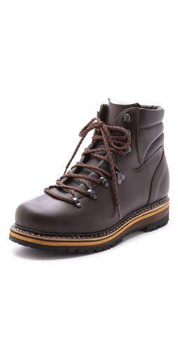 Hanwag Double Stitch Grunten Boots Pinterest D