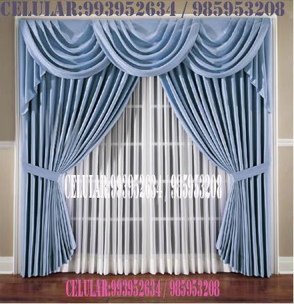 Decoraciones maxs cortinas peru persianas peru estores - Cortinas y decoraciones ...