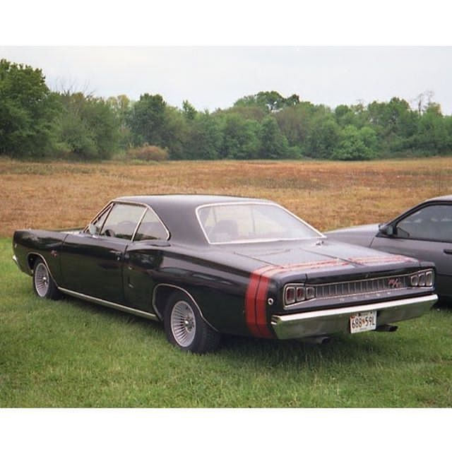 I Like Everything About This '68 R/T Except For The Very