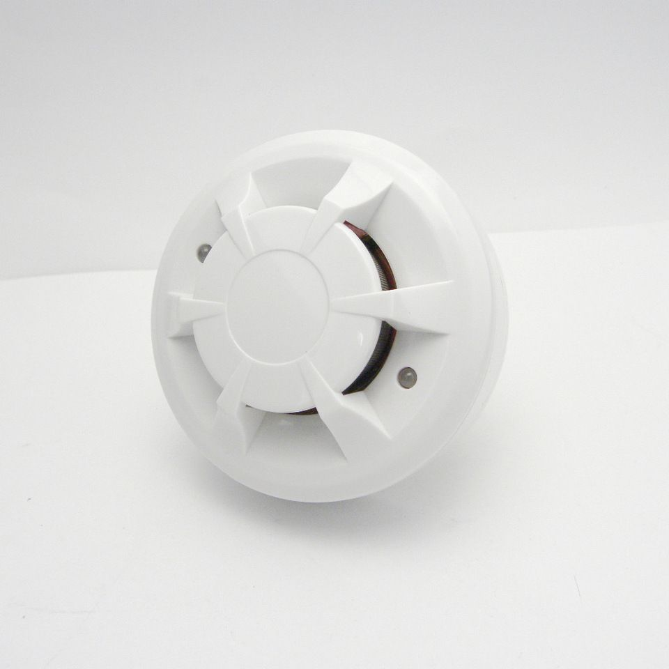 Infrared Beam Cigarette Smoke Detector Price With 2 Line Relay Out