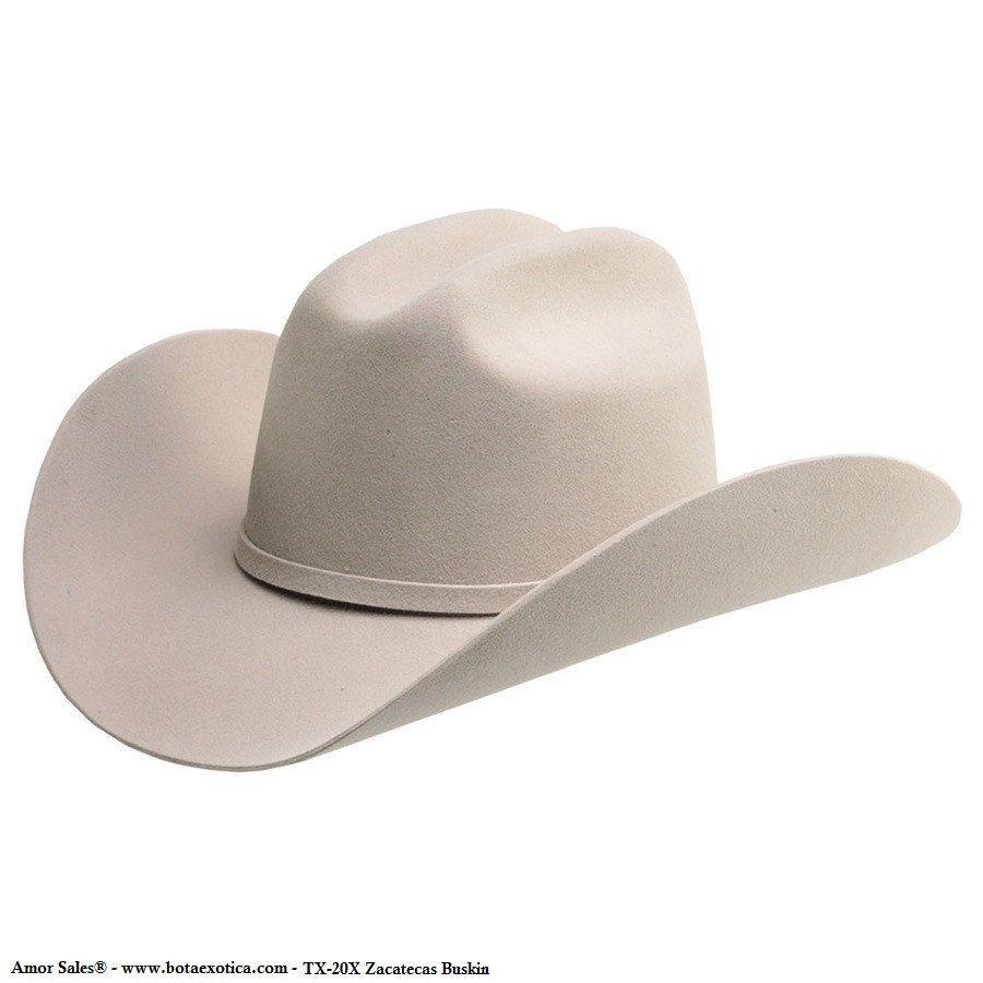 7106518c69400 Texana TX20X Zacatecas Buskin Western Hats