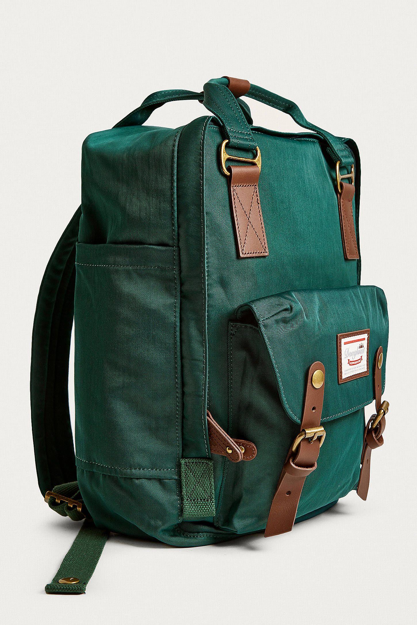 af007e477339 Doughnut Macaroon Seaweed Green Backpack | Urban Outfitters ...