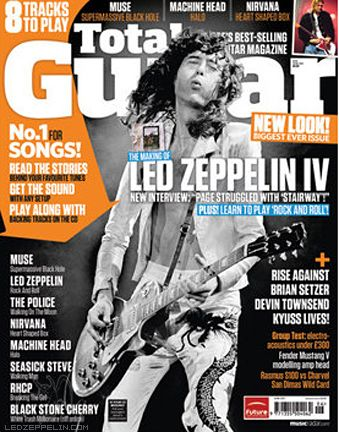 Total Guitar, June 2011 (UK)