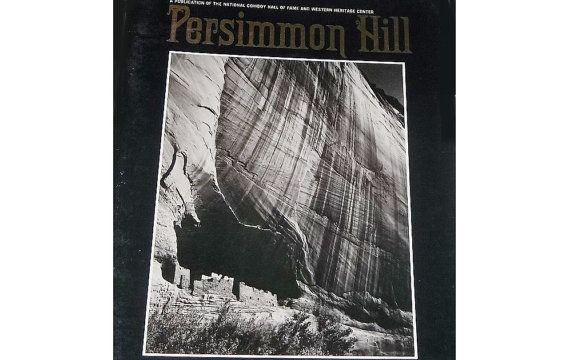 Vintage PERSIMMON HILL Magazine 1977 Vol 7 Number 1 by JensDesk, $4.95