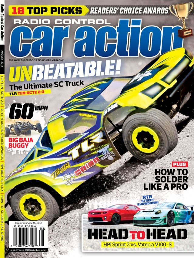 Rc Car Action Magazine Buy Subscribe Download And Read Rc Car