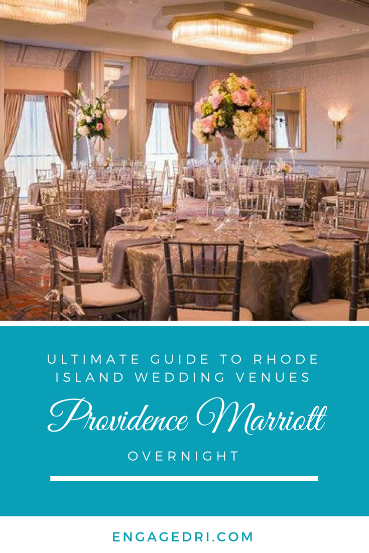 Ultimate Guide To Rhode Island Wedding Venues Overnight