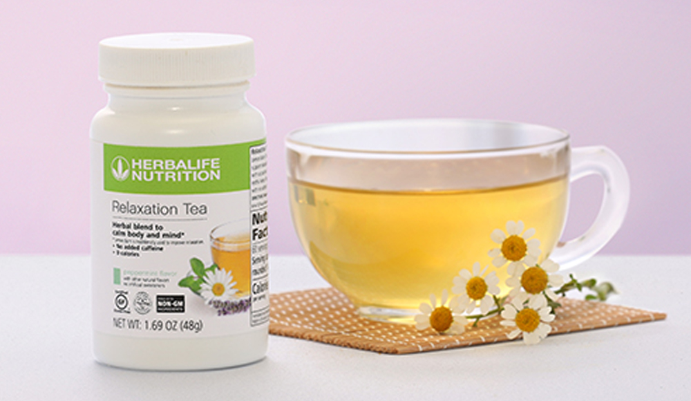 Relaxation Tea Relaxing Tea Herbalife Nutrition Herbal Blends