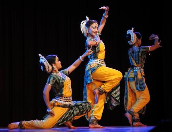 Hindu Aesthetic Dance