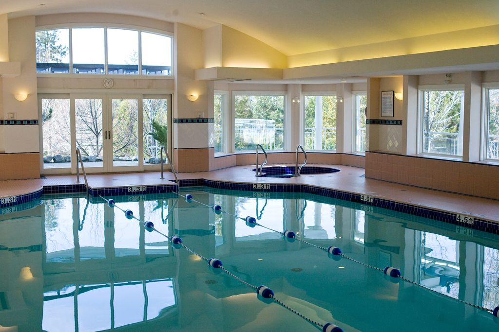Indoor Salt Water Pool Spa Gallagher S Canyon