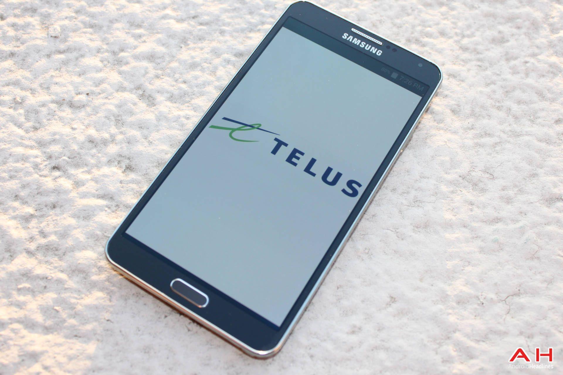 Marshmallow Delayed For Telus Galaxy S6 Edge, S6 Edge+