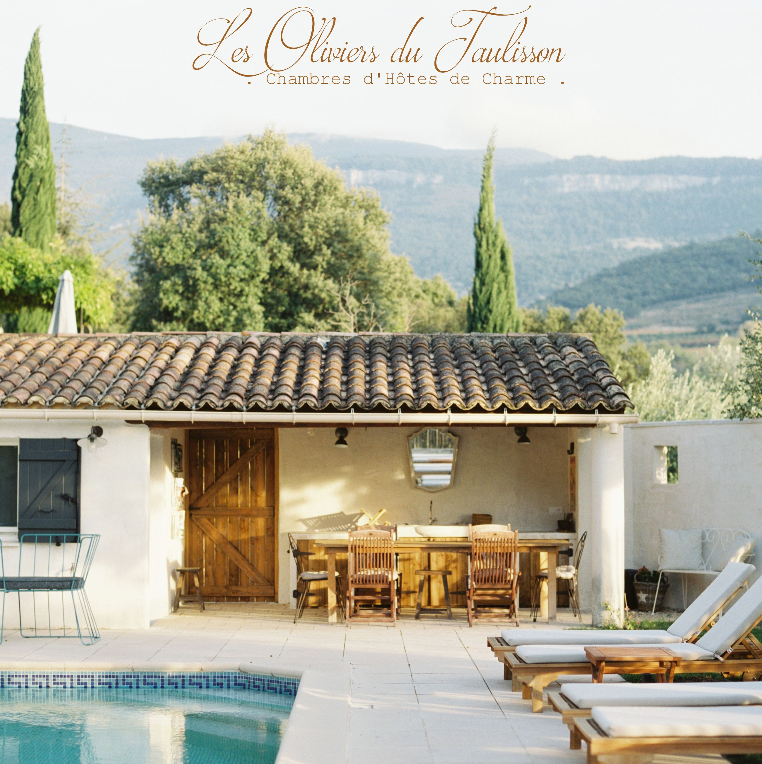 Les Oliviers Du Taulisson Chambres D Hotes De Charme En Provence Mont Ventoux French Countryside Vacation Wishlist Hotels And Resorts