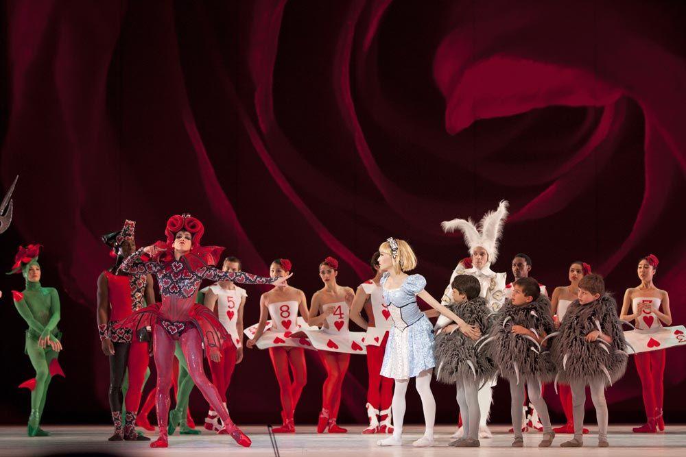 Washington Ballet Alice In Wonderland Washington Com