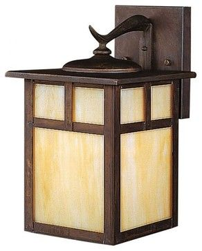 Kichler Alameda 1 Light Canyon View Wall Lantern   10961CV   Craftsman    Outdoor Wall Lights And Sconces   Lighting And Locks