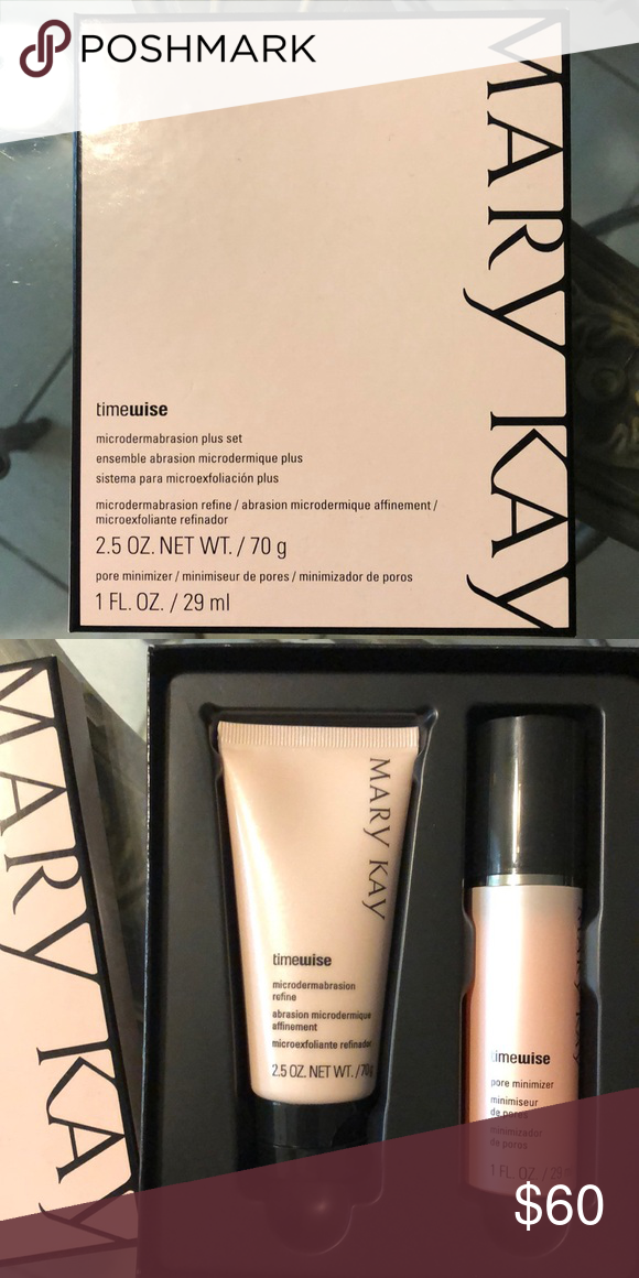 Mary Kay Timewise Microdermabrasion Plus Set Boutique