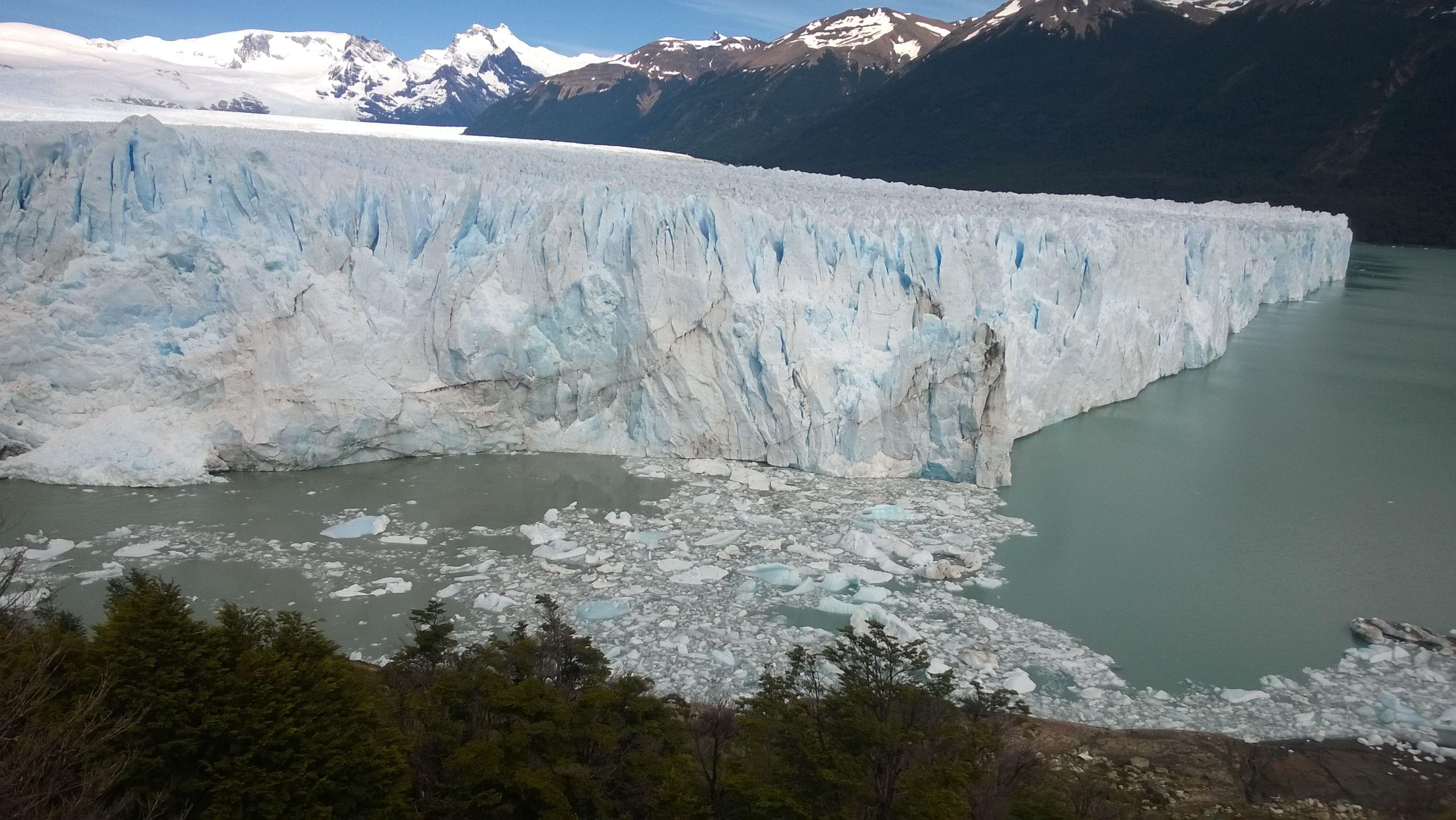Parque Nacional Los Glaciares, El Calafate, Argentina. (Perito Moreno)