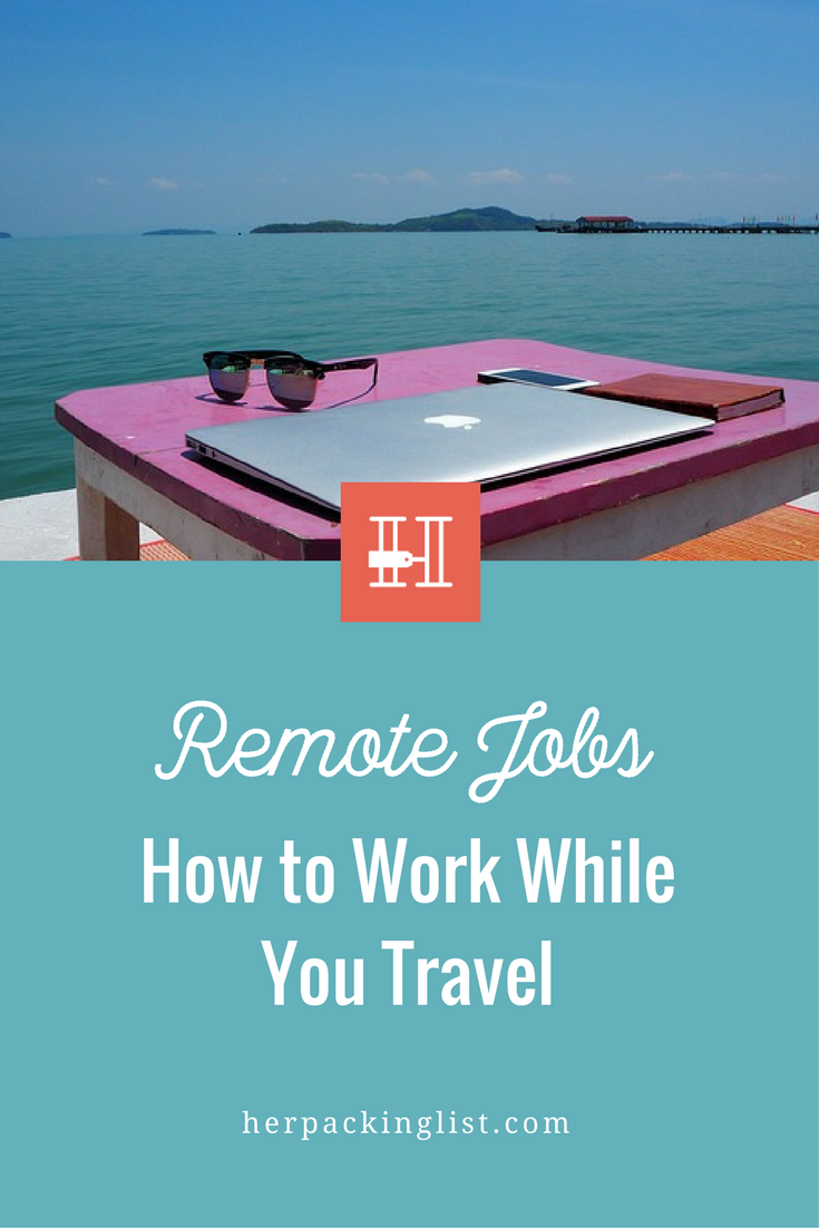 Jobs That Allow You to Work on the Road: Earn Money While Traveling  Travel jobs, Work travel
