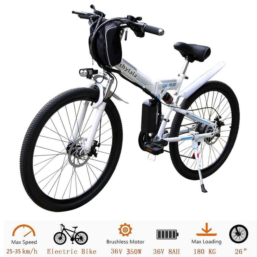 Ebay Sponsored Eshylala Folding Electric Bike City Mountain