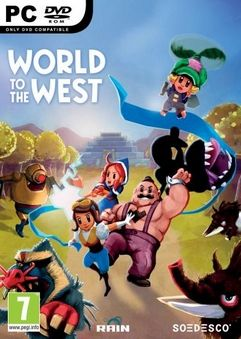 Download World to the West Free PC Game Repack Version | Fit Girls