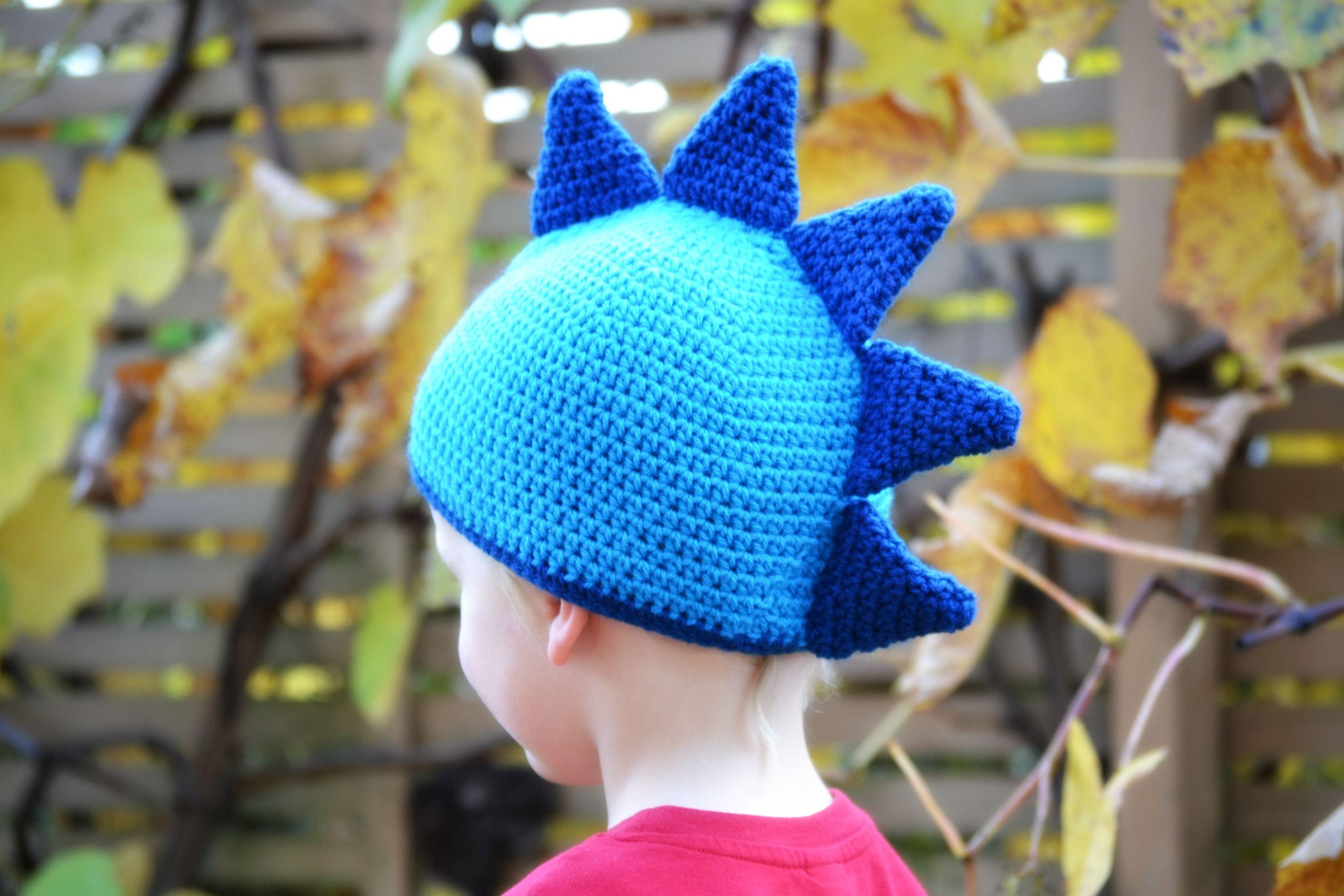 I am a dinosaur | Pinterest | Dinosaur hat, Yarns and Crochet