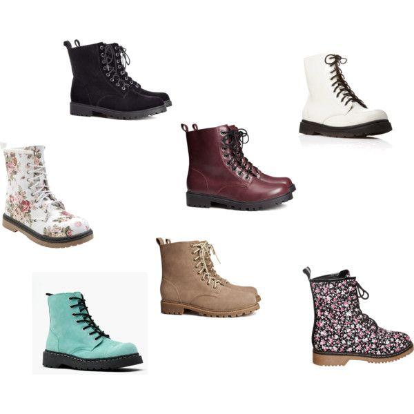 Martens, Boots, Look alike