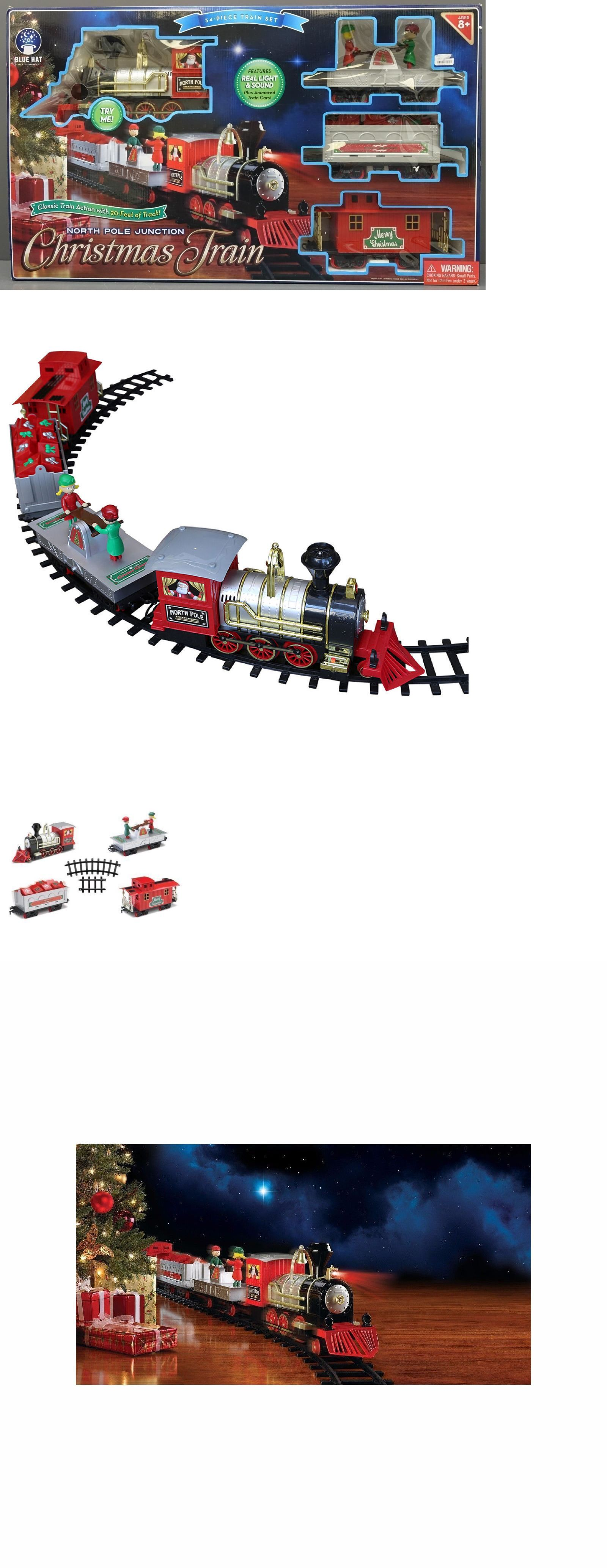 Starter Sets and Packs 81042: Train Set North Pole Junction ...