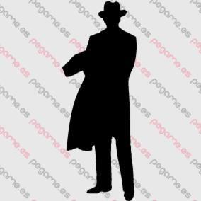 Pegame.es Online Decals Shop  #old #vintage #gentleman #vinyl #sticker #pegatina #vinilo #stencil #decal