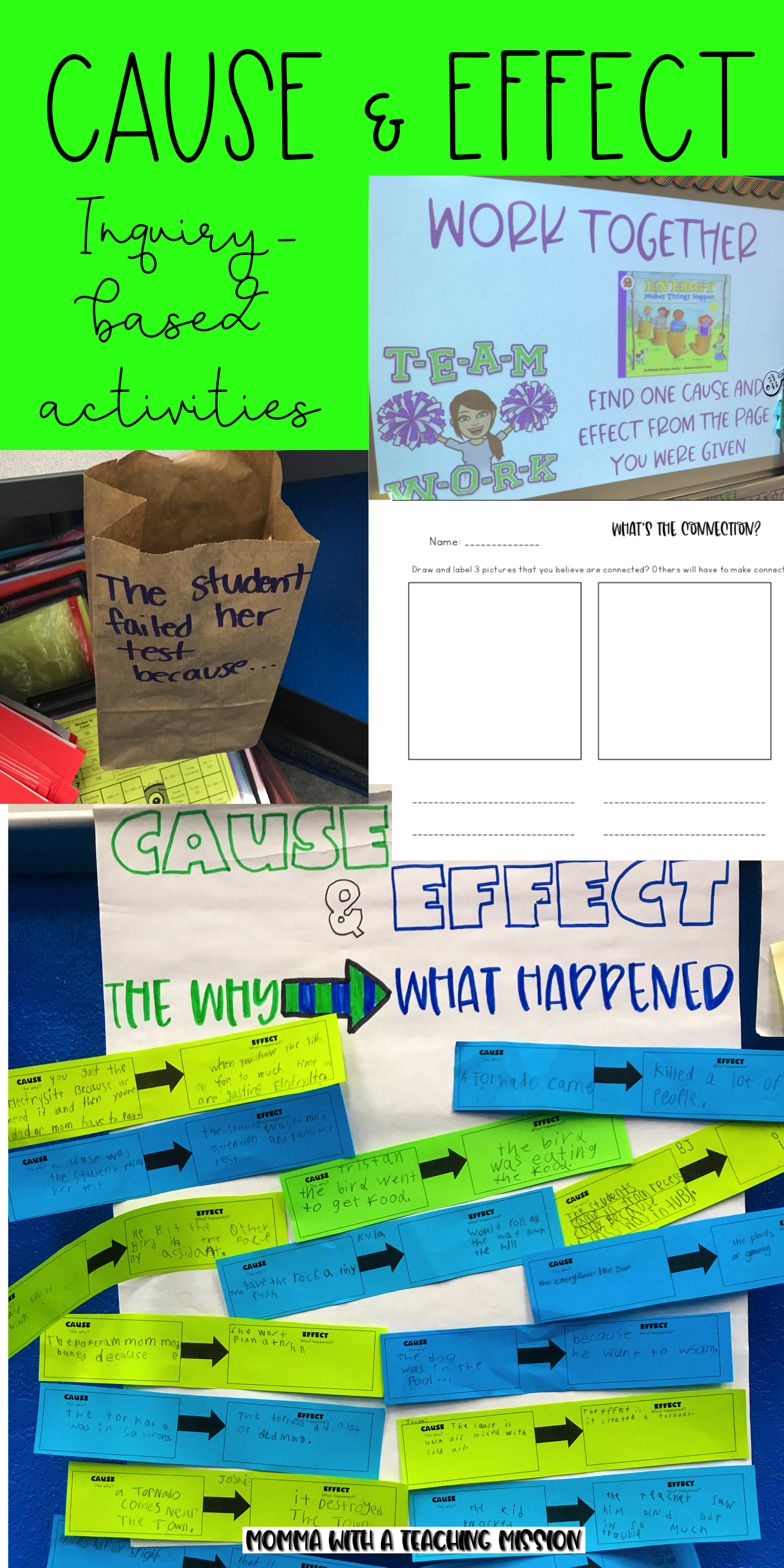 See How An Inquiry Based Approach To Teaching 3rd Grade