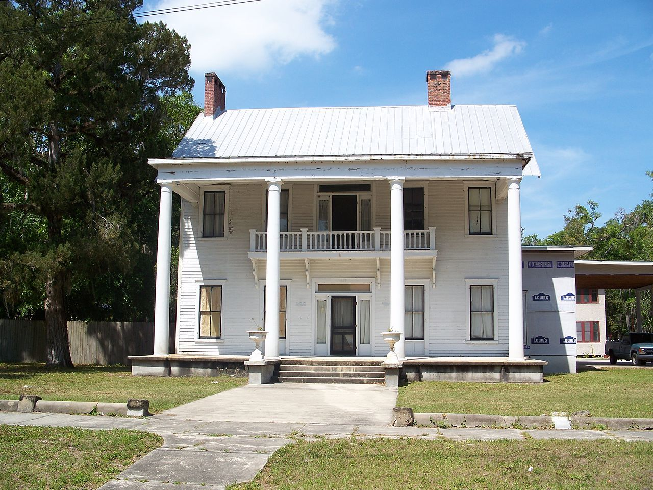 Palatka north historic district in putnam county florida