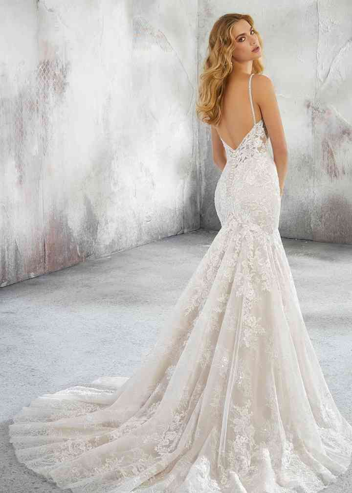 Wedding Dress out of Morilee by Madeline Gardner  - Lexi 8280