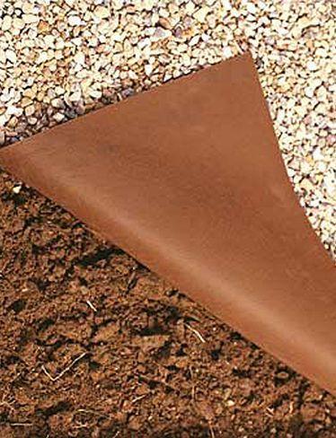 Rock Cloth for when I start my rock garden.  -what a great idea. -   25 diy rock garden ideas